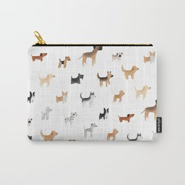 Lots of Cute Doggos Carry-All Pouch