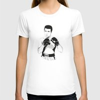 ali T-shirts featuring Ali by Renan Lacerda