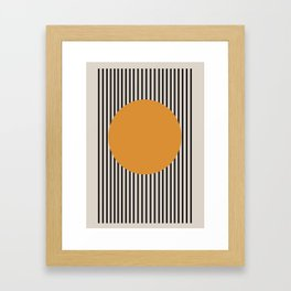 Bauhaus Art I Framed Art Print