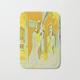 Life as Lemons Bath Mat