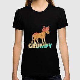 Donkey Funny Sweet Vintage Retro T-shirt