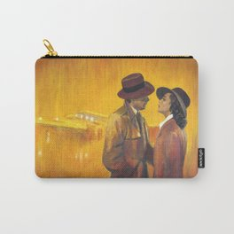 Casablanca film poster - The End Carry-All Pouch