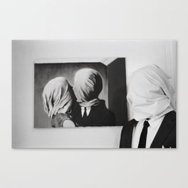 The Other Lover Canvas Print