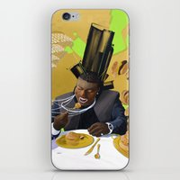 gucci iPhone & iPod Skins featuring Gucci Mane by Karlyfries Studios