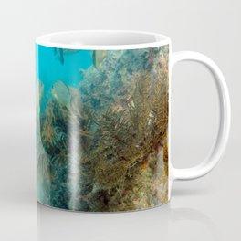 Watercolor Seascape, St John 33, USVI Coffee Mug