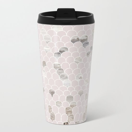 SM610 Metal Travel Mug