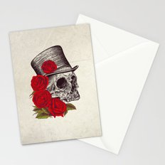 Dead Gentleman Stationery Cards