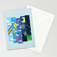 Skies Stationery Cards