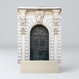 Roma - Rome Italy Architecture Photography Mini Art Print