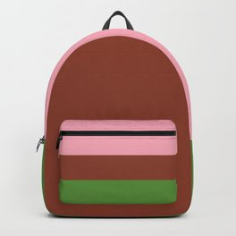 Gynesexual Flag Backpack