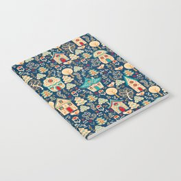 Fabulous Houses in a Magical Forest. Notebook