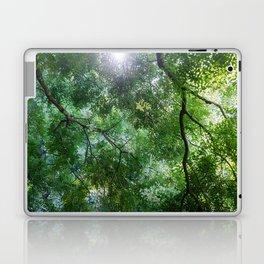 green light Laptop & iPad Skin