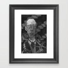 The Treasure of Abbot Thomas Framed Art Print