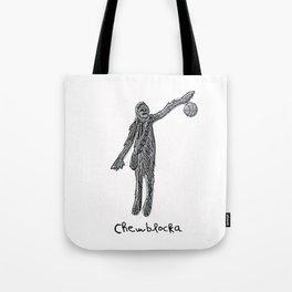 Chewblocka! Tote Bag