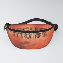 occupy mars Fanny Pack