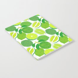 Lime Harvest Notebook