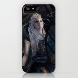 Lagertha iPhone Case