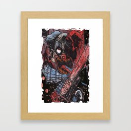 HOLYCOW Framed Art Print
