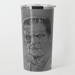 Frankenstein Monster Travel Mug