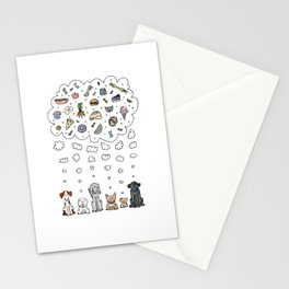 Pup Dreams Stationery Cards
