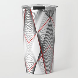 Hectic movement Travel Mug