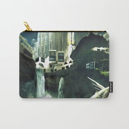 Arcadia, The Last Great City Carry-All Pouch