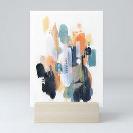 PEBBLE // sea Mini Art Print