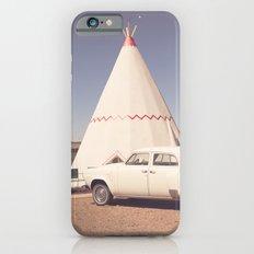 Sleep at the Wigwam Slim Case iPhone 6s