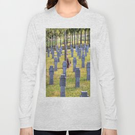 The Futility Of War Long Sleeve T-shirt