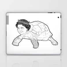 Queen Tortoise Laptop & iPad Skin
