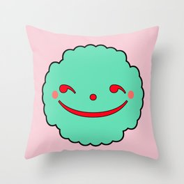 luvinin 09 Throw Pillow