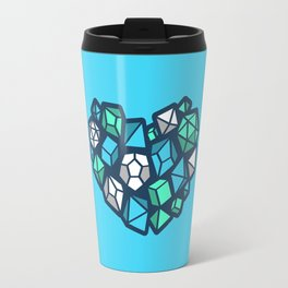 Heart of a Dungeon Master Travel Mug