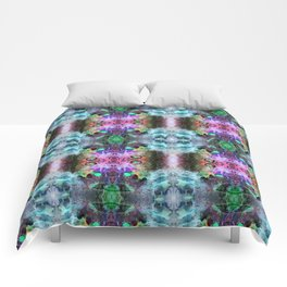 Neurotransmitted Daydreams (Pattern 2) Comforters