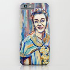 Smile Girl Slim Case iPhone 6s