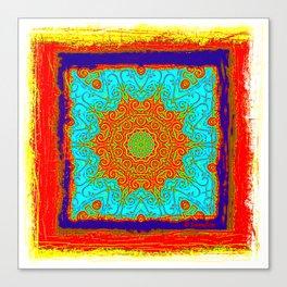 Rustica Mandala (5) Canvas Print