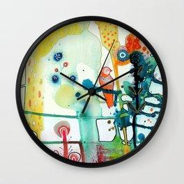 le murmure Wall Clock