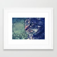 gizmo Framed Art Prints featuring Gizmo by Anne Seltmann
