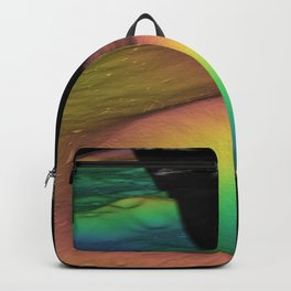 Rainbow Moon Craters Backpack