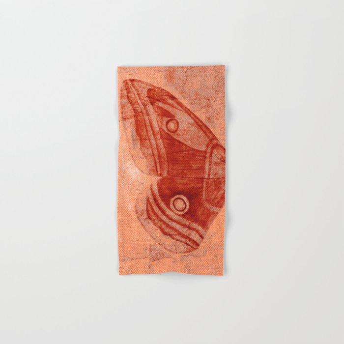 Moths 1 Hand & Bath Towel