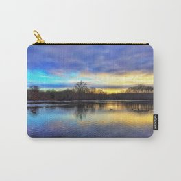Winter Lake Carry-All Pouch