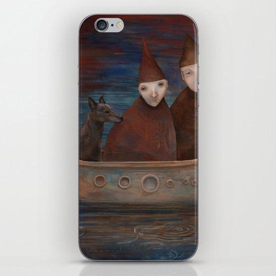 Displaced iPhone & iPod Skin