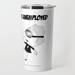 The Unemployed - Polino Travel Mug