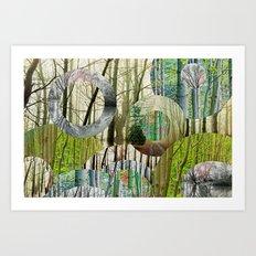 TREE-MENDOUS Art Print