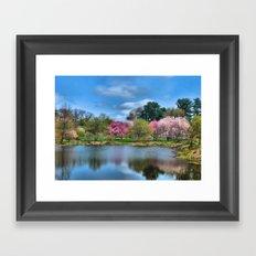 Spring Day Framed Art Print