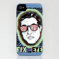 Fix Your Eyes! iPhone (4, 4s) Slim Case