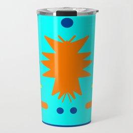 Desert Summer Travel Mug