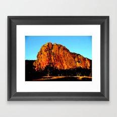 Mt.Arapiles Framed Art Print