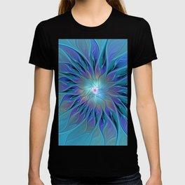 Decorative Flower Fractal T-shirt