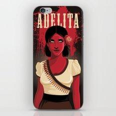Adelita iPhone Skin