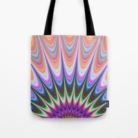 sunrise Tote Bags featuring Sunrise by David Zydd